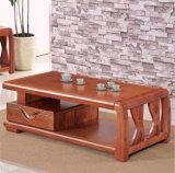 新しいデザイン固体灰の木製の茶またはコーヒーテーブル