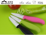 Ножи противобактериологического плодоовощ кухни обстрагывая в 3 дюймах