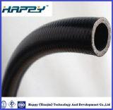 Pouces de fibre de 1/2 en caoutchouc non métallique de tresse ont couvert le tuyau hydraulique