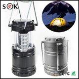 Un indicatore luminoso di campeggio leggero delle 30 lanterne del LED per l'escursione dei guasti di campeggio di uragani di emergenze
