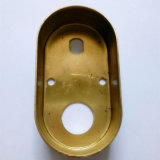 Подгонянный медный металл точности штемпелюя части