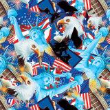 Película hidráulica de la INMERSIÓN de la impresión de la transferencia del agua del indicador del águila de Yingcai América