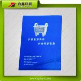 Impression manuelle de catalogue polychrome de qualité