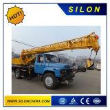 Guindastes móveis do caminhão de Silon 8ton com preço de Competitives (QY8B. 5)