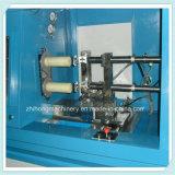 Двойной вала автомат для резки круглой резинкы автоматически