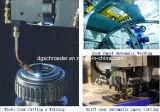 Machine de découpage et de soudure de laser de pièces d'auto