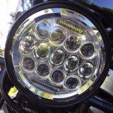 36W 4500の内腔の極度の明るいオートバイLEDのヘッドライトのアップグレードのオートバイの部品