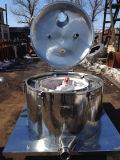 Pd1000 Filter van de Extractie van de Ethylalcohol van de Olie van de Hennep Cbd van de Mand van de Capaciteit van de Lossing van de Zak van de Lift van het Type centrifugeert de Grote Vlakke