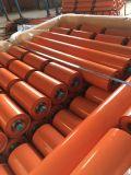 Edelstahl-Förderanlagen-Rolle/Stahlrolle/unterstützende Rolle hergestellt in China