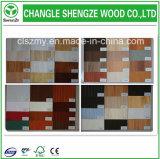 Muebles Uso de colores recubiertos de melamina MDF