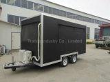 2017 Aanhangwagen van het Voedsel van de Vrachtwagens van het voedsel de Mobiele
