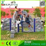 As crianças de LLDPE Escalador exterior da parede de escalada na China