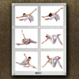 Sensor를 가진 다중 Graphics Magic Mirror/LED Advertizing Magic Mirror Light Box