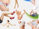 6 het Verlies Liposuction h-1001b van het Gewicht van het Vermageringsdieet van de Laser van Lipo van Dioden Patchs