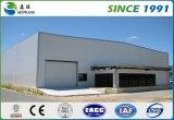 Prefabricados, la construcción de grandes almacenes Taller de la estructura de acero Span