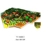ジャングルの主題はからかう屋内運動場(TY-150605-1)を