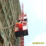 Sc200 / 200 2ton Construction Hoist Elevator Machines de chantier