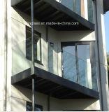 8+8 Balaustrada Lamianted Segurança Vidro para varanda