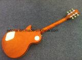 불꽃 금 Hh 픽업 질 Les 금속 Lp 표준 일렉트릭 기타는 전부 유효한 착색한다