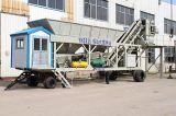 Banheira de vendas da Fábrica de Mistura de betão celular Yhzs25 Yhzs50 Yhzs75