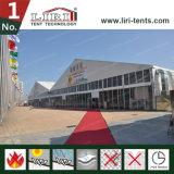 Tienda grande los 40X80m de la carpa de la exposición de Liri para el cantón justo
