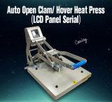 La chaleur à haute pression Magenitic Auto-Open Appuyez sur la machine de Guangzhou