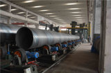 Tubo de acero revestido del este de Weifang API 5L 3lpe SSAW