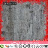 Type de plancher en plastique et traitement de surface de couleur simple Plaque de vinyle