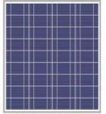 Solarmodul 50W mit TUV-CER RoHS Bescheinigung
