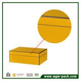 Casella di memoria di legno vuota semplice di vendita calda