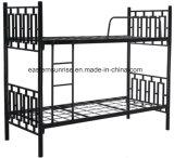 学校家具学生の寮の寝室の鋼鉄ベッド