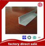 6063 profil en aluminium de cornière d'extrusion de T5 T6 pour le guichet et la porte