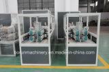 Janela de PVC e a linha de produção de extrusão de perfis de porta