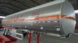 De Semi Aanhangwagen van de Tanker van de brandstof met de Amerikaanse Mechanische Opschorting van het Type
