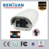 Venda quente megapixeis da Câmara de reconhecimento de matrículas IP Câmera LPR