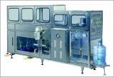 100BPH Bouteille de 5 gallons de rinçage et remplissage de la machine/ plafonnement de l'embouteillage de l'eau de 5 gallons Machine/ Machine de remplissage de 5 gallons