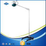 Lampe gynécologique chirurgicale mobile d'examen avec la grande profondeur (YD200)