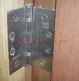 Porta de fogo de madeira com certificado das BS (CF-F018)