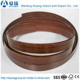 PVC solide de haute qualité pour les meubles de bandes de chant