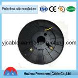 Haute qualité ISO9001 D10 Câble téléphonique par câble de communication, de prix d'usine