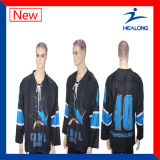 Healongのカスタムスポーツ・ウェアの方法昇華網のアイスホッケージャージー