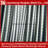 Barres en acier renforcé de qualité HRB500 en Chine
