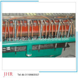 Machine à polir grille et ligne de production