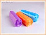 Kundenspezifische Drawstring-Abfall-Beutel-Plastikabfall-Beutel mit Gleichheit-Zeichenkette