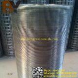 Rete metallica saldata galvanizzata ricoperta PVC dell'acciaio inossidabile