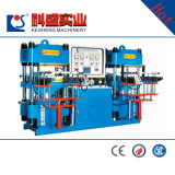 Máquina da imprensa hidráulica para os produtos de borracha do anel-O da faixa de pulso (KS300HF)