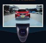 Mini cámara auto impermeable del vehículo de la vista delantera Cmos del coche para Toyota