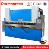 Máquina de dobra de alumínio da boa qualidade Wc67y 160t 4000