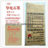 A China fez o saco de tecido PP de alta qualidade para o grafite em pó