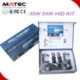 Kit competitivo del xeno NASCOSTO 55W di prezzi AC/DC 3000k/30000k Bi-Zenon H4 H7 9005 25W 35W